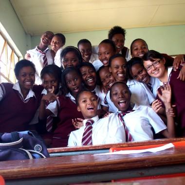 Laura, partie à Mabopane et Kuilsriver
