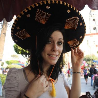 Tiphaine, partie en Espagne et au Mexique