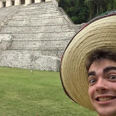 Michael, parti en Erasmus + à Varsovie puis à Cuernavaca