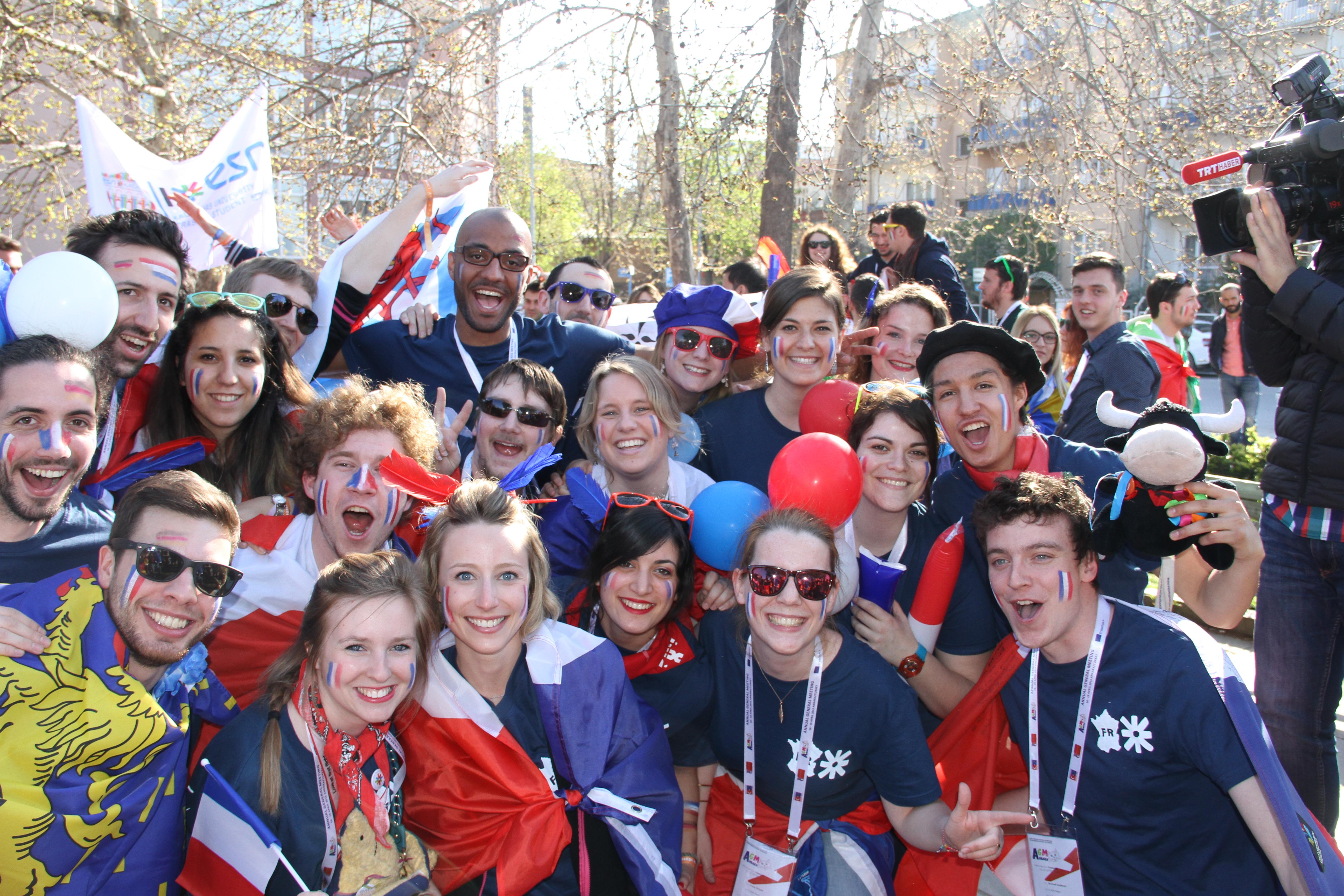 Plus de 90% des étudiants ERASMUS sont satisfaits, pourquoi ne pas tenter l'expérience? (Commission Européenne, 2018)
